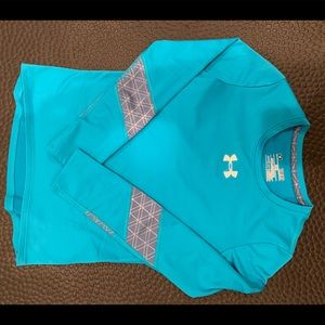Under Armour long sleeves shirt for girls